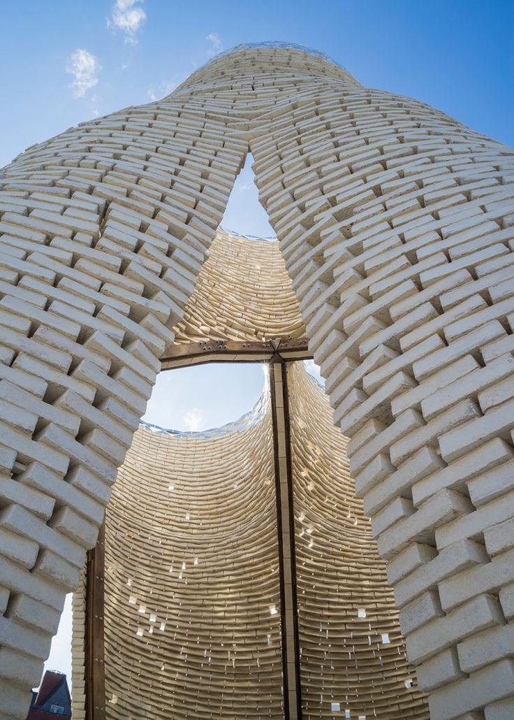 Brick's bright future. How is technology reshaping the oldest manmade building material?