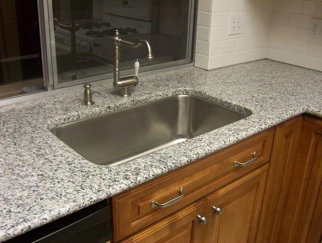 Bianco Sardo Granite Salt And Pepper Countertops Pinterest