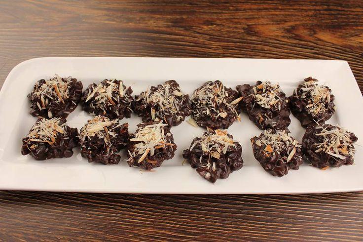 #Almond #Rocks #Desserts #Recipes http://www.foodfood.com/recipes/almond-rocks/