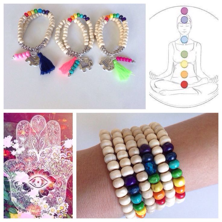 Pulsera 7 Chakras! #bracelet