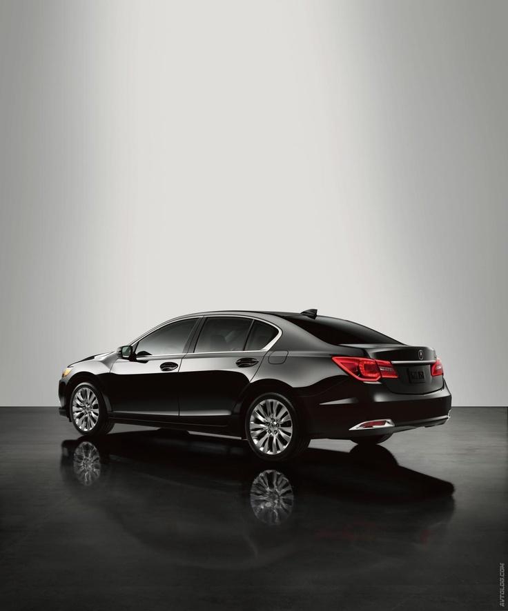 2014 Acura RLX - my dream car!! ❤