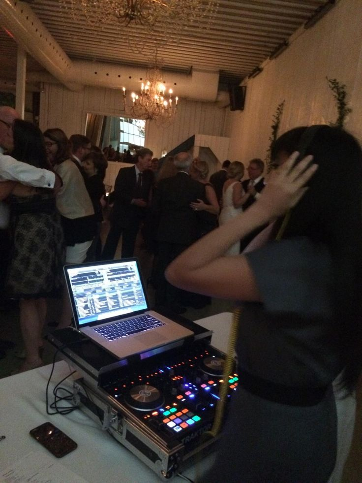 A great party from the Berkeley Field House - DJ Anime