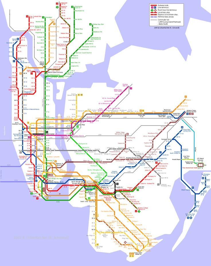 SubwayMaps, mapas de ruta de los metros de varias ciudades del mundo | RFS Digital - Tecnologia, Aplicaciones web gratuitas e Internet