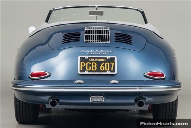 Classic Porsche 356 B Roadster Convertible for sale - Classic & Sports Car (Ref California)