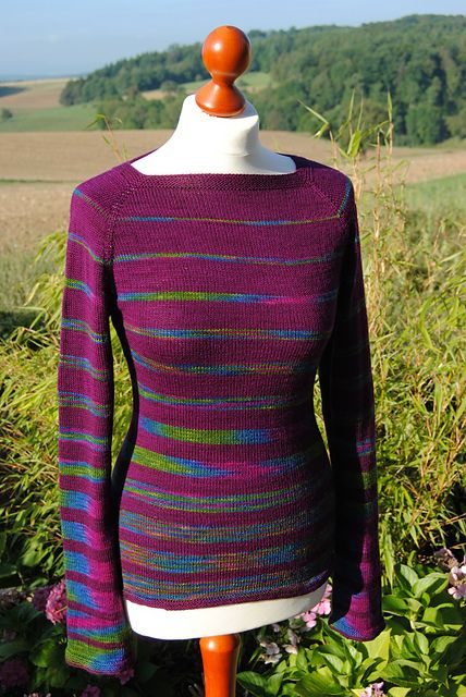 Ravelry: Nothing but Stripes! pattern by emteedee