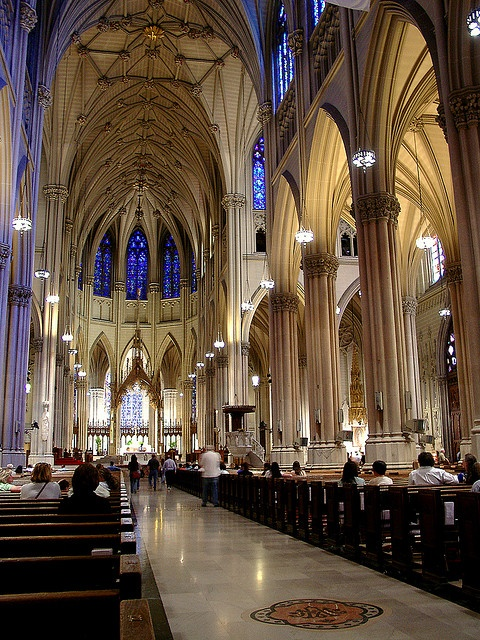 NYC. Saint Patrick's Cathedral | Flickr by Jim in Times Square