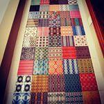 """120 Likes, 6 Comments - azulejos h.luz (@azulejoshluz) on Instagram: """"mosaico em tela, prontinho para instalar ❤ e aí é só rejuntar! (projetos por m2) -revestimento para…"""""""