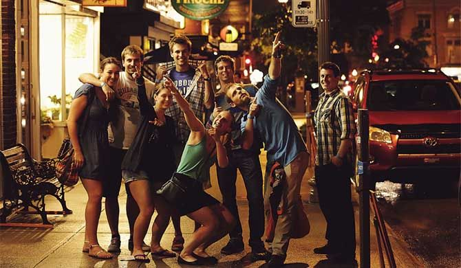 Get more information about Quebec Pub Crawl on Hostelman.com #Canada #social #travel #destinations #tips #packing #ideas #budget #trips