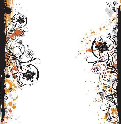 floral design patterns name fashion design flower pattern