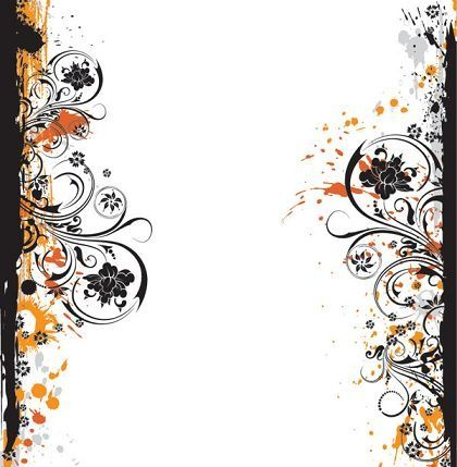 1000 images about floral design patterns on pinterest for Name style design