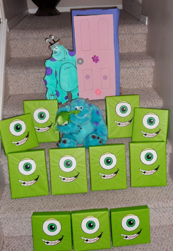 monsters inc party ideas | monsters inc party favors monsters inc party favors monsters inc