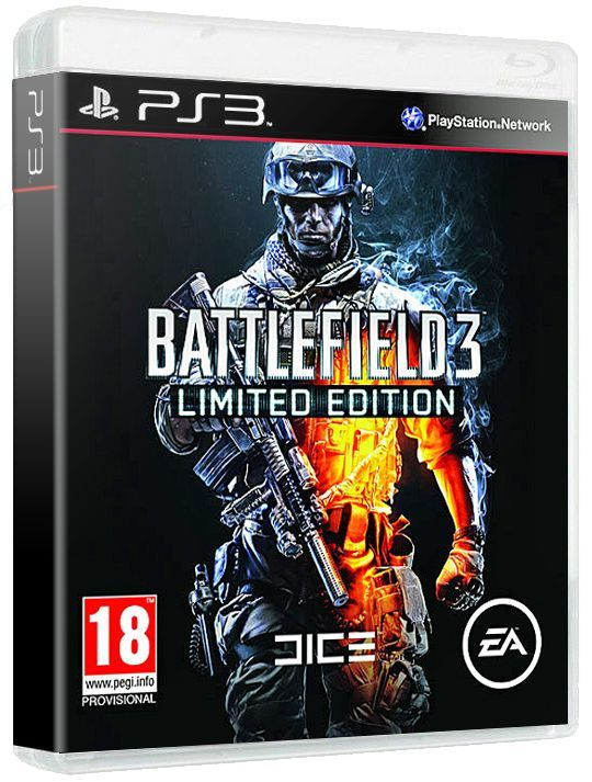 Battlefield 3 Limited Edition PL (PS3) | W sklepie Playstacja.pl