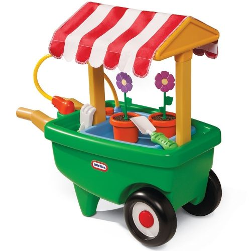 Little Tikes 2 in 1 Garden Cart