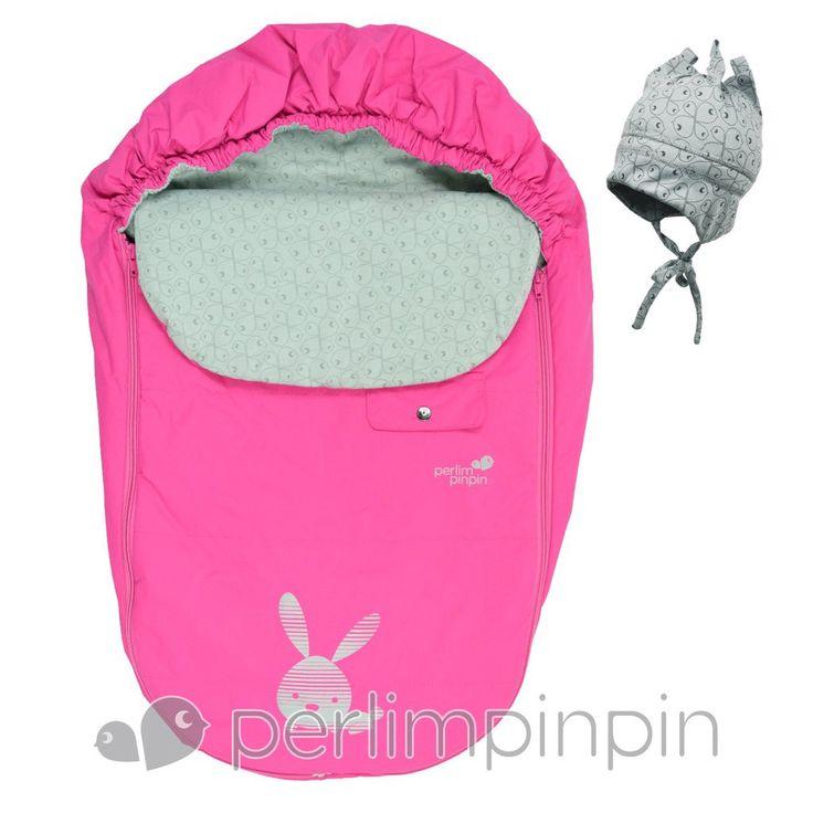 Devenu un classique au fil du temps, le couvre-siège Perlimpinpin est un indispensable pour les bébés!