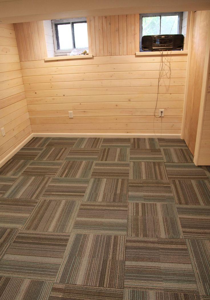 Basement Floor Tile Ideas best 25+ basement flooring options ideas on pinterest | plywood