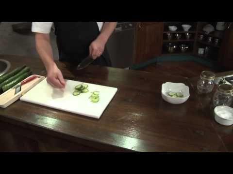 Lækker hjemmelavet agurkesalat | Madhjælp