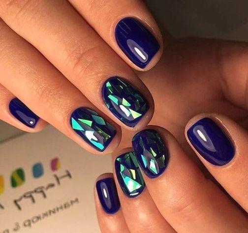 20 Awesome Short Nail Art Design für den Sommer – Unghii