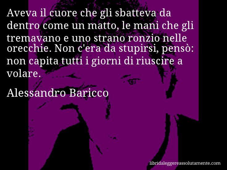 Cartolina con aforisma di Alessandro Baricco (108)