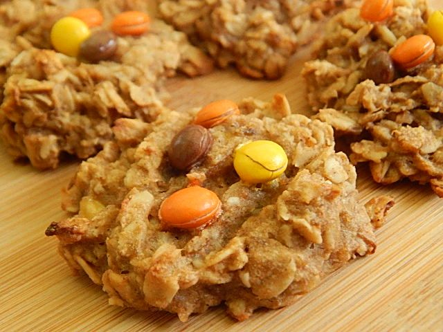 Peanut butter banana oatmeal cookies – Drizzle Me Skinny!