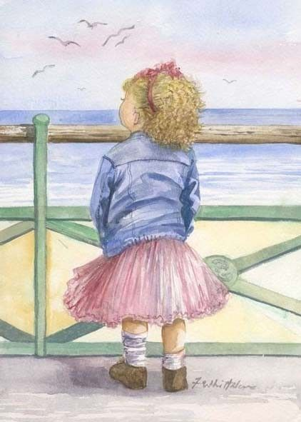 17 Best Images About Faye Whittaker Art On Pinterest