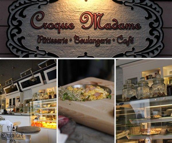 Croque Madame / Nowy Swiat #cafe #Warsaw