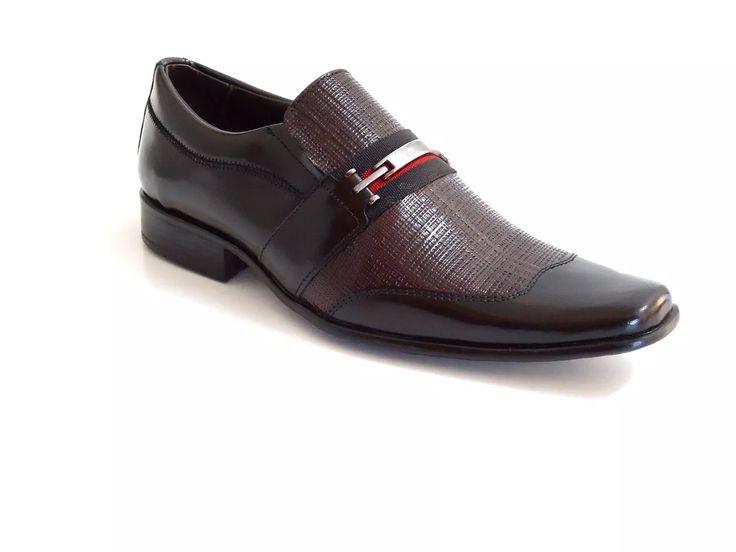 Sapato Social/stilo Ferracini, Democrata,dafiti, Mariner!! - R$ 169,90 em…