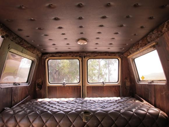 V8-VAN-INTERIOR-IDEAS - Custom V8 Van Conversion | Boogie ...