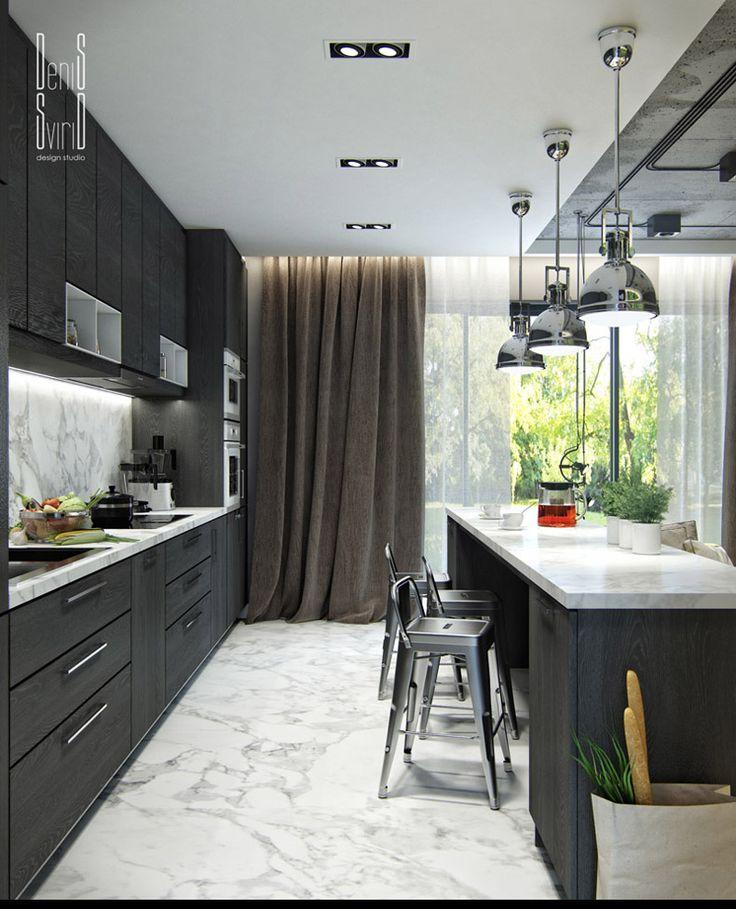 Дизайн интерьера, Интерьеры, Лофт, Прованс, Loft, interior design, Provence