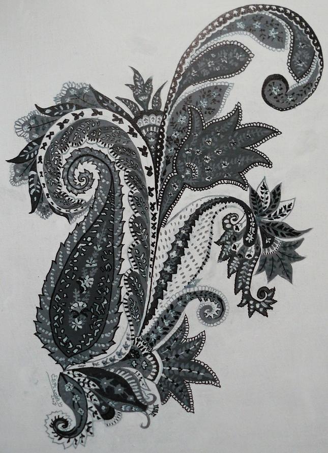 Paisley Art - Espinosa de los Monteros