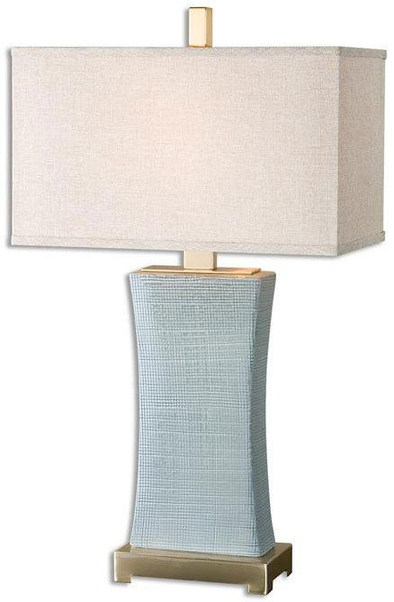 South Shore Decorating: Carolyn Kinder 26673-1 Cantarana Transitional Table Lamp UM-26673-1