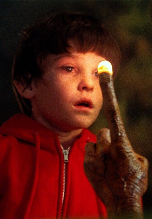 E.T. the Extra-Terrestrial (1982) IN RESPONSE TO ANY WHO THINK ELLIOTT'S NAME CAME FROM THIS MOVIE, NO. IT DID NOT. THE NAME ELLIOTT WAS A DONE DEAL LONG BEFORE THE MOVIE CAME OUT.
