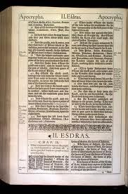 2 Esdras It would seem logical that 2 Esdras would somehow continue the story of 1 Esdras (much like 1 and 2 Samuel, Kings, or Chronicles). That, however, is not the case. The only thing they reall…