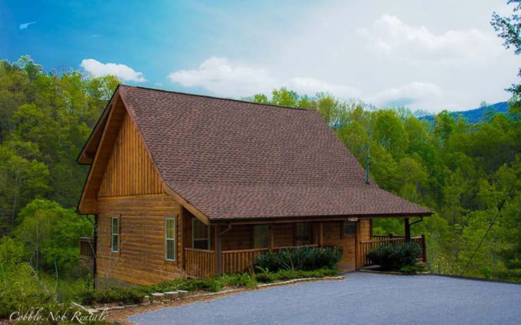 Gatlinburg Cabin Rentals | Gatlinburg Cabins | Cobbly Nob Rentals