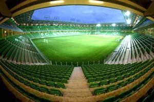 FC Groningen; the Euroborg