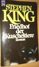 Friedhof der Kuscheltiere, Roman von Stephen King, € 2