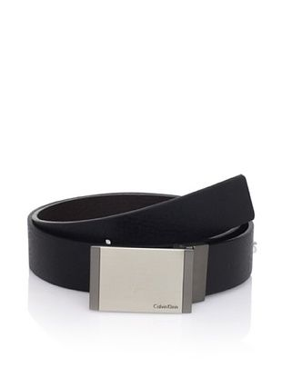 40% OFF Calvin Klein Men's Reversible Belt (Black/brown)