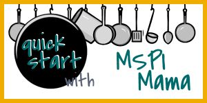 MSPI Mama: Quick Start- All recipes free of all dairy and soy including soy lecithin and soybean oil.