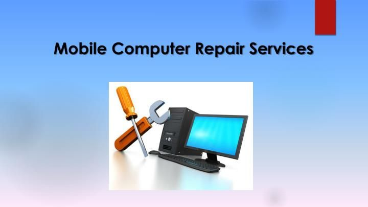 Mobile Computer Repair Services We are here to help. We are local, fast and offer a wide range of computer products and services to help you get up and running. Our certified mobile technicians and business staff are here for all of your computer repair service needs http://www.slideserve.com/mobilerepair0/mobile-computer-repair-services #mobile_computer_repair #hard_drive_recovery #pc_repair_near_me #hard_drive_repair #broken_computer_screen