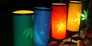 lamparas con diseños