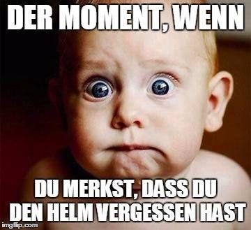 """""""Dieser Moment, wenn du merkst, dass du den Helm vergessen hast""""  #FFW #FW #Feuerwehr #Freiwillige #ehrenamt #FWLeitstelle #feuerwehrleute #feuerwehrmann #feuerwehrfrau #humor #feuerwehrhelm"""