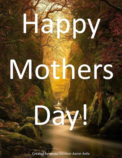 #TheStrokeZone: #TheStrokeZone Happy Mothers Day to all you stroke...