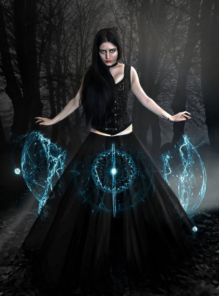 Witchcraft+Art | Wiccan Artwork | How To Witchcraft