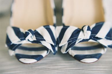 свадебные туфли #shoes #wedding #bride для морской свадьбы