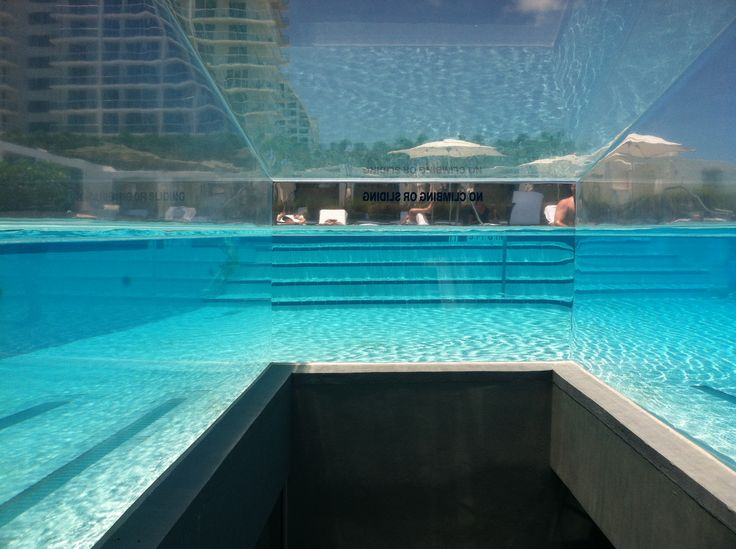 W hotel fort lauderdale fortlauderdale for Pool design fort lauderdale
