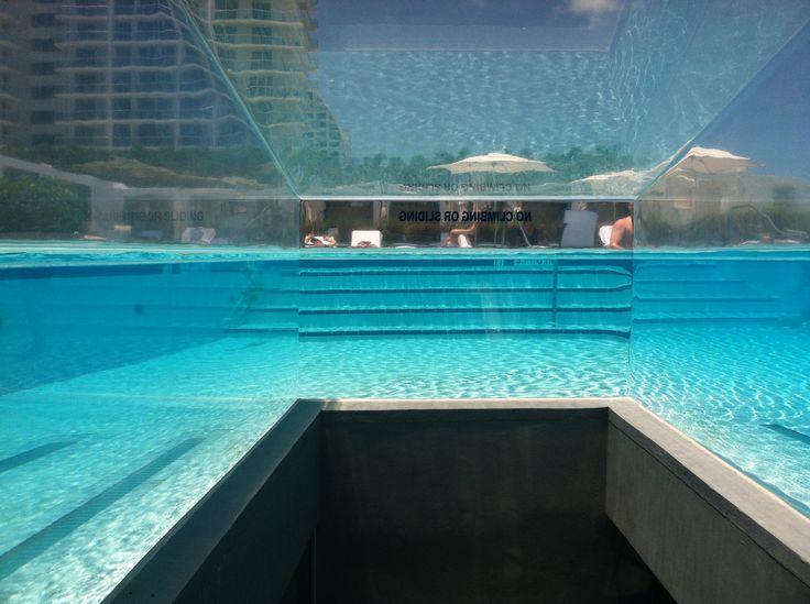 W hotel fort lauderdale fortlauderdale for Pool design fort lauderdale
