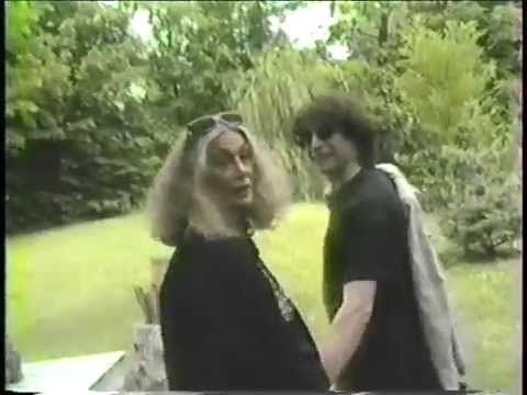 Going to Sylvia Miles' Getaway in Woodstock NY in 1984 - YouTube