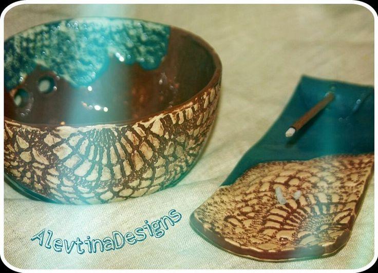 My ceramics and pottery study