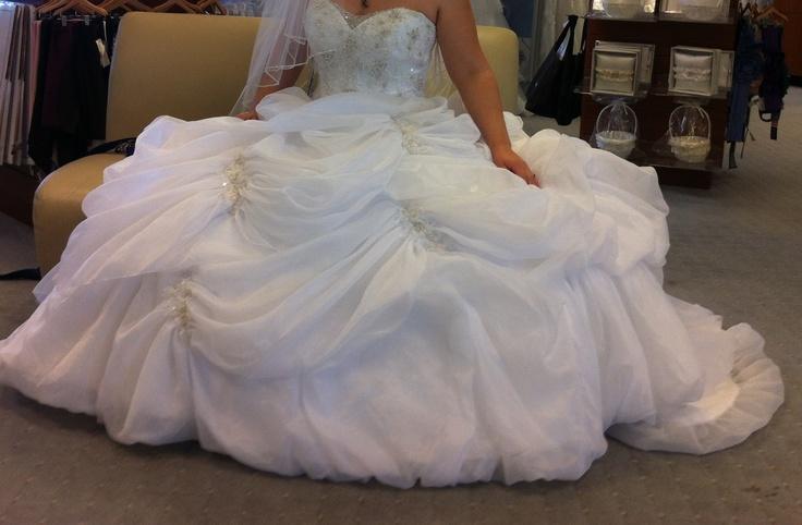 Wedding dresses: belle wedding dress
