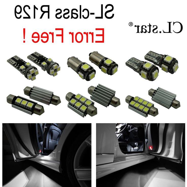 36.99$  Buy here - https://alitems.com/g/1e8d114494b01f4c715516525dc3e8/?i=5&ulp=https%3A%2F%2Fwww.aliexpress.com%2Fitem%2F16pc-X-Error-Free-LED-interior-dome-light-lamp-Kit-package-For-Mercedes-Benz-SL-class%2F32754674687.html - 16pc X Error Free LED interior dome light lamp Kit package For Mercedes Benz SL class R129 SL500 SL600 SL55 AMG (1992-2001)