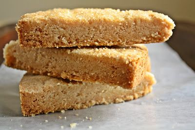 Vegan Shortbread Cookies.